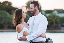 Twin waters wedding photography
