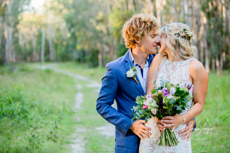 Sunshine Coast wedding photography -