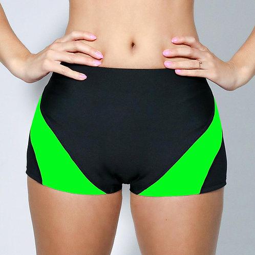 "2"" Inseam Shorts - Green Apple"