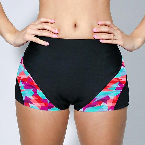 """2"""" Inseam Shorts - Prisms"""