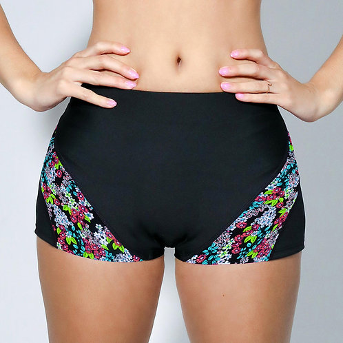 """2"""" Inseam Shorts - Floral Garden"""