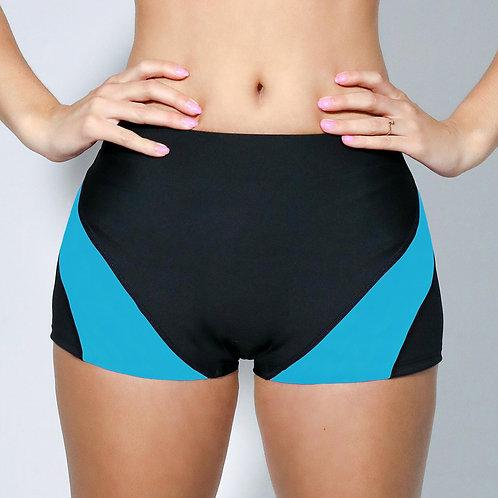 "2"" Inseam Shorts - Caribbean Blue"