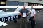 Become a qualified pilot with Skytrek Flying School