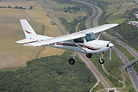 Book a trial flying lesson at Skytrek Flying School