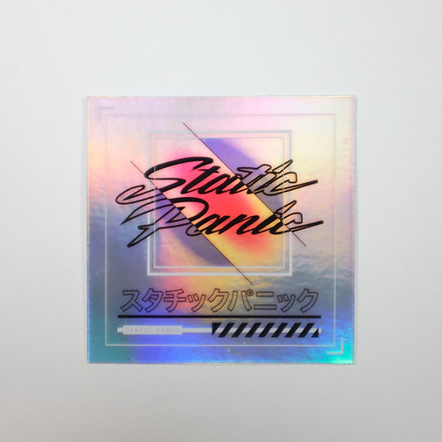 Limited Edition Holographic Sticker