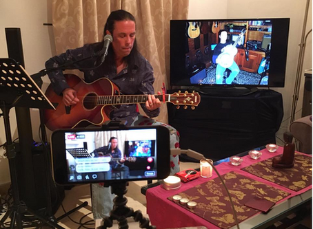 The Covid-19 Lockdown Sessions - Danny Vaughn Live From His Living Room Weeks 1-13 recap