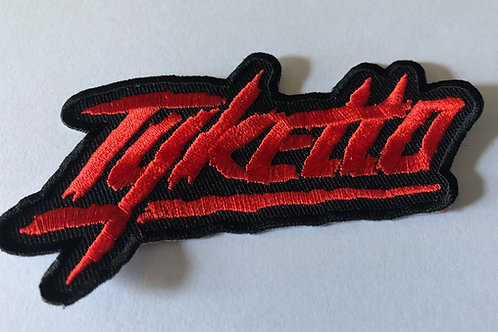 Tyketto Sew On Patch