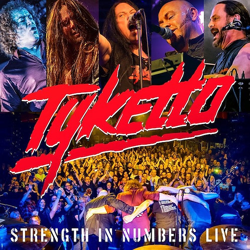 Strength In Numbers Live - CD