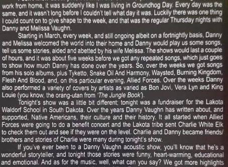 Vaughnsday's Magazine Review