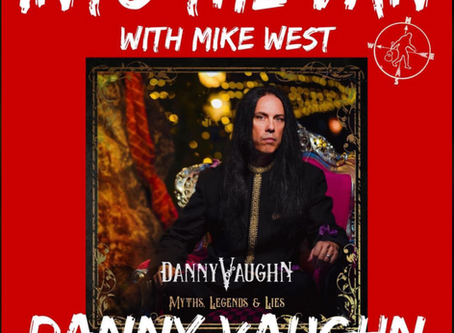 """Mike West """"Into The Van"""" Podcast Interview Available Now"""