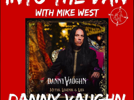 "Mike West ""Into The Van"" Podcast Interview Available Now"