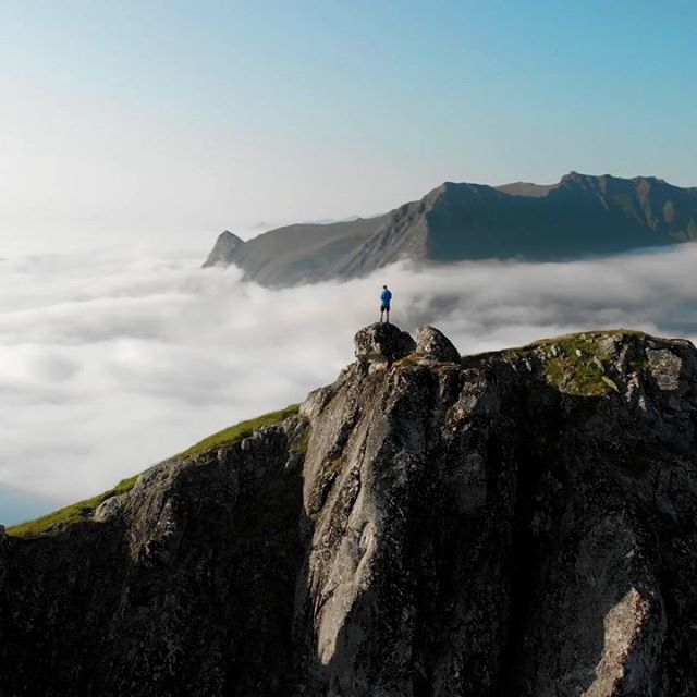 A few shots from some awesome Lofoten hi