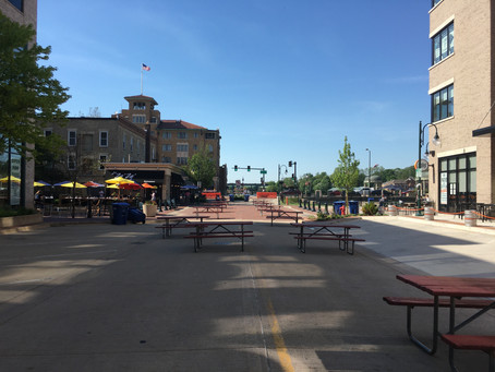 St. Charles Expands Temporary Outdoor Dining