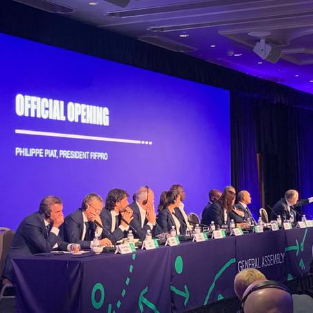 Fokus på kvinnefotball under FIFPRO-kongressen i Australia