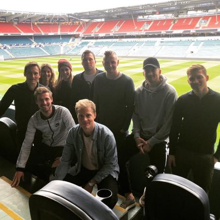 Nye IKS-samlinger med fokus på karrieren etter idretten