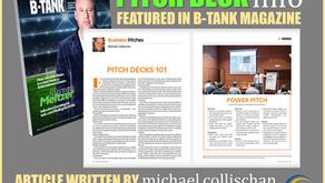 Pitch Decks 101 Article