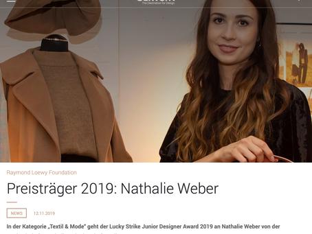 Lucky Strike Junior Designer Award