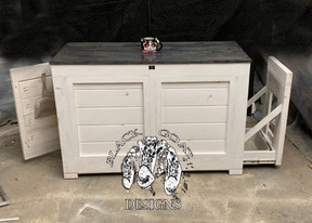 Litter Box Cabinet