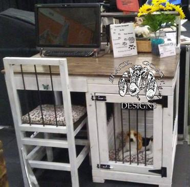 Desk Crate