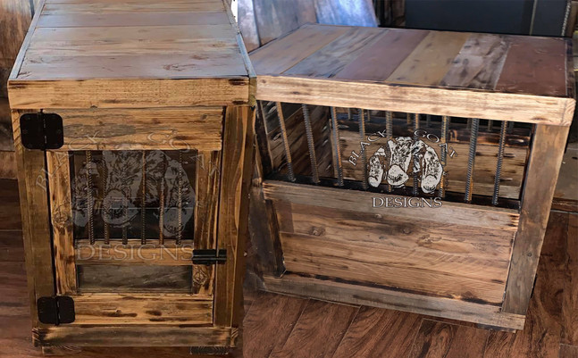 rustic reclaimed wood