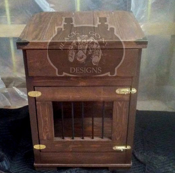 End Table crate
