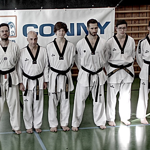 Workshop Kurtatsch Cortaccia Poomsae 29/11/2015