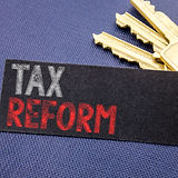 Tax reform 4 credits Tdreamstime_m_11049