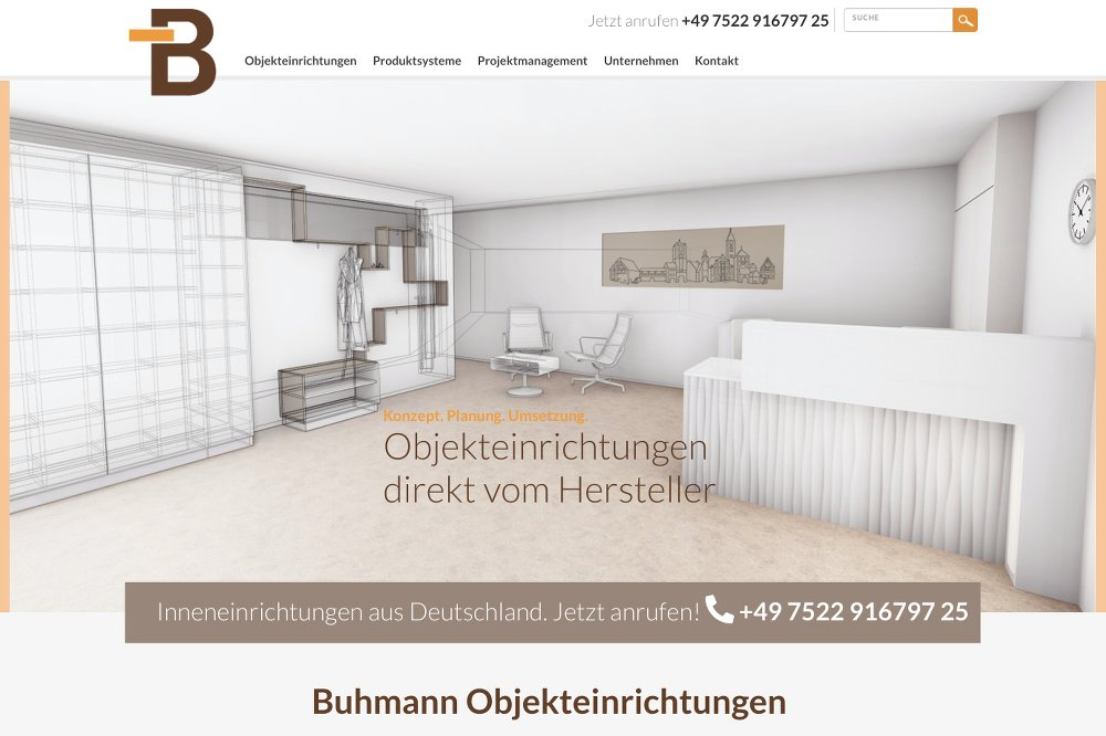 Buhmann Objekteinrichtungen