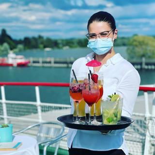 Sonnendeck - Cocktails am Bodensee