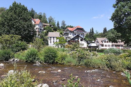 Ferienhaus Auszeit am Sommerberg in Schönmünzach