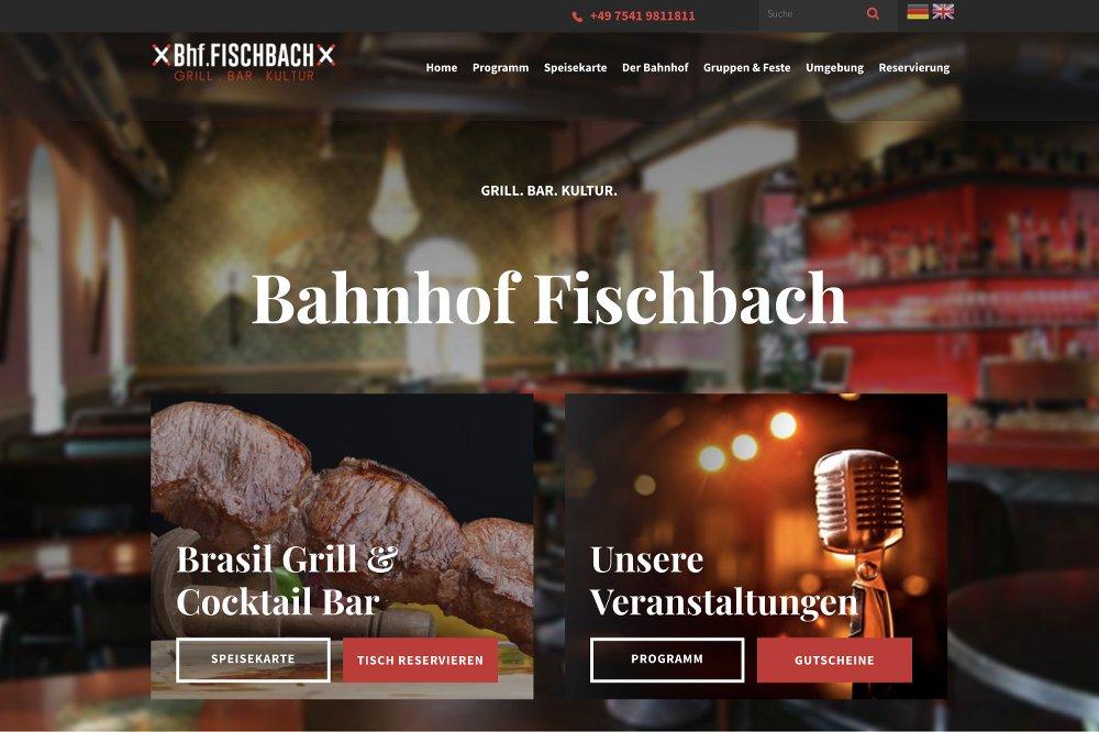 Restaurant Bahnhof Fischbach