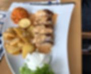 Grischisches Essen - Götterspieß