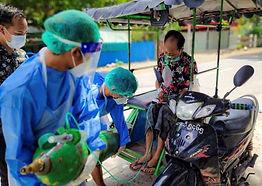 Doctors - threat to Myanmar's junta - Reuters