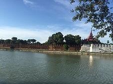 Mandalay Koenigsgraben