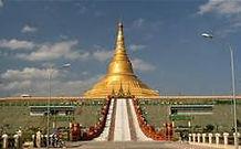 Naypidaw, Hauptstadt von Yangon
