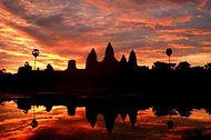 Angkor Wat, Siem Riep, Kambodscha, Tonle Sap, Phnom Penh,