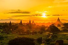 Bagan Tempelanlage