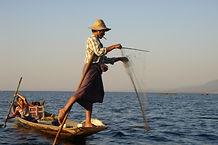 Inle See Einbeinruderer, 5 Tage Myanmar, Indein, Bagan Tempel