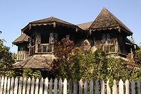 Sandoway, George Orwells Haus, Burma