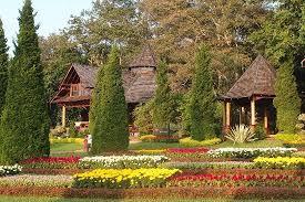 Maymyo, Pyin Oo Lwin, Botanical Garten, Pwe Kauk Wasserfalll