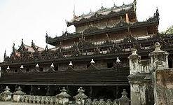 Shwenandaw Kloster Mandalay