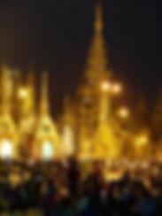 Shwedagon Pagodenfest