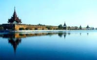 Mandalay Palast