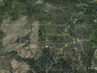 Where in the Black Hills will Camp Elk Run be located?