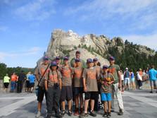 Cadres Under Rushmore