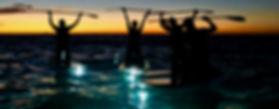 LightSUP Hawaii Sunset Tour