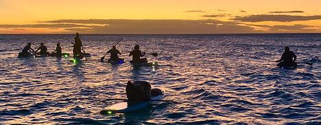 LightSUP Hawaii Private Tour