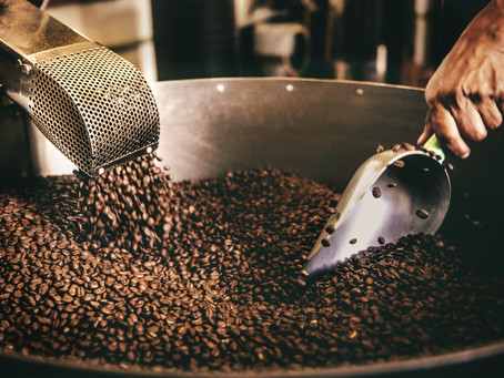 The Coffee Roasting Process from Beginning to End
