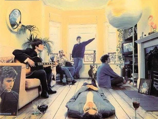 Podcast - Original Oasis Drummer Tony McCarroll on 'Definitely Maybe'
