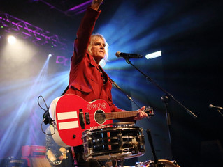 Podcast - Ep. 9: The Alarm - Mike Peters Interview